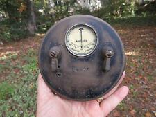 Antique 1920's Lucas Amp Gauge D-M S-H Switch Austin 7 Morris Morris Crowley MG