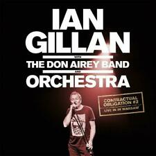 IAN GILLAN CONTRACTUAL OBLIGATION #2 LIVE IN WARSAW 2 CD (Released 26/7/2019)