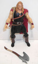 Marvel Universe THOR Action Figure COMPLETE Defenders of Asgard