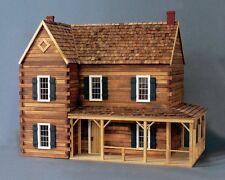 Dollhouse Kit - Ponderosa Log Cabin - L1781