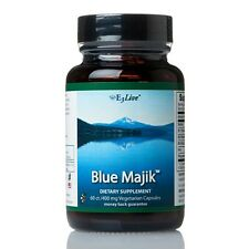 E3Live Blue Majik Spirulina Extract Healthy Joints Immune System 400 mg 60 cap