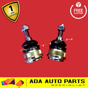 2 Ford Expedition 97-02 F150 F250  Front Upper Control Arm Ball Joints