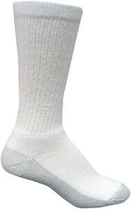Magnum DC-2 Sock (3-Pack) White Socks
