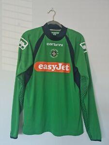 Luton Town 2011/2013 Goalkeepers Shirt - Mens M