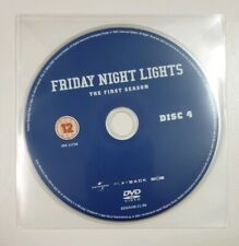 Friday Night Lights - Season 1 – Disc 4 - R2 Replacement DVD - DISC ONLY - VGC