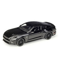 WELLY 1:24 2015 Ford Mustang GT Diecast Car Model Collection Cars Toy New In Box