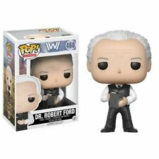 Funko POP Television Westworld Dr. Robert Ford #460 Action Figure NEW