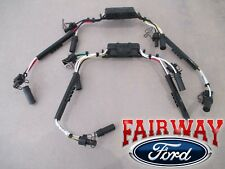 99 thru 04 Econoline OEM Ford 7.3L Diesel Fuel Injector Wiring Harness PAIR of 2