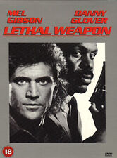 LETHAL WEAPON - DVD - REGION 2 UK
