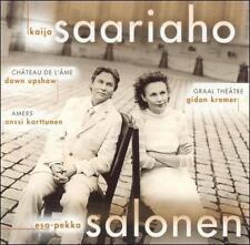 Kaija Saariaho: Château de l'âme - Upshaw, Kremer, Salonen - Sony