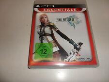 PLAYSTATION 3 Final Fantasy XIII Essentials