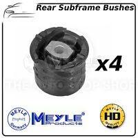 BMW X5 E53 Meyle HD Heavy Duty Rear Subframe Mount Bushes 3003331105HD