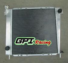 Aluminum Radiator FIT FOR 1989-1992 Ford Ranger 2.9L 3.0L V6 MT 1990 1991