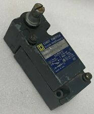 Electrical Limit Switch Square D Schneider 9007c54b2 C054 Side Rotary Actuator 1