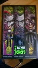 Batman Three Jokers, Geoff Johns, Jason Fabok, DC Comics. Anglais.