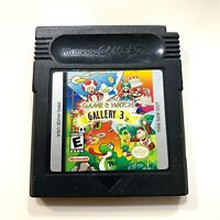 Game & Watch Gallery 3 NINTENDO Gameboy Color Game - Tested & Working!