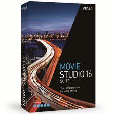 Magix VEGAS Movie Studio Suite 16 Creative Video Software Download Windows *New*
