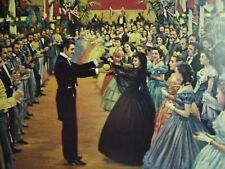 Gone With the Wind Print The Confederate Ball