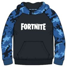 Boys Girls Kids Children Gamer Fortnite Jumper Hoodie Hoody Sweatshirt B 9-16Yrs