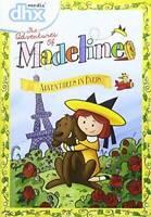 The New Adventures of Madeline - Adventures in Paris - DVD - VERY GOOD