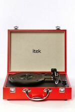 Retro Design Record Player Turntable Go Back In Time Dust Off Your Vinyl Records