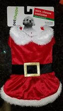Pet Shoppe Mrs.Clause costume-Dog Puppy Costume XS/Small.Brand new w.tag. CUTE!