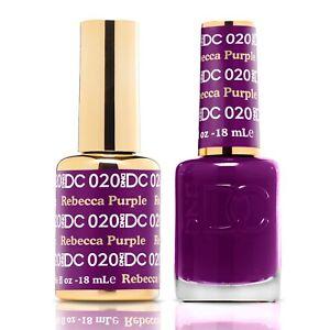 DND GEL DC 001-144 AND 254-289  .6oz LED/UV DC duo (List No.2)