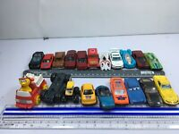 lot of 25 hot wheels cars and others