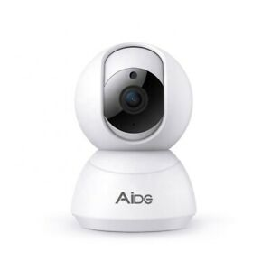 Aide Smart Baby/Elderly/Pet monitor with Pan Tilt Zoom FREE 16Gb microSD Card