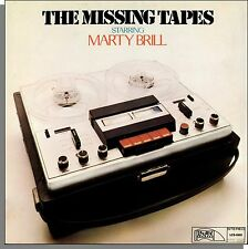 Marty Brill - The Missing Tapes - New 1974 Watergate Era Comedy LP Record!