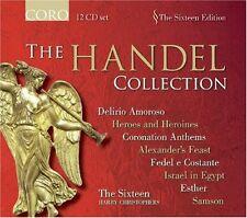 Harry Christophers, Les Lunes du Cousin Jacques - Handel Collection [New CD] Box
