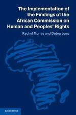 The Implementation of the Findings of the African Commission on Human and...