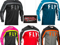 NEW 2020 FLY RACING F-16 MOTORCYCLE JERSEY  MX ATV BMX UTV MTB