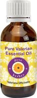 Pure Valerian Essential Oil Valeriana officinalis 100% Natural by deve herbes