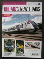Britain's New Trains Crossrail to Scotrail Thameslink Inter City Regional Train