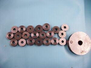 Metal knurls