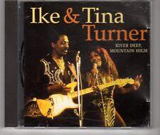 (HG818) Ike & Tina Turner, River Deep Mountain High - 1996 CD