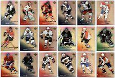 2005-06 MCDONALDS UPPER DECK HOCKEY COMPLETE 56 CARD SET LOT Jagr Lemieux Sakic
