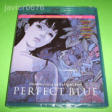 PERFECT BLUE EDICION RESTAURADA BLU-RAY + DVD  NUEVO Y PRECINTADO