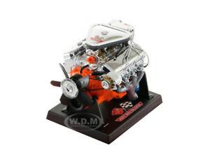 CHEVY BIG BLOCK L89 TRI-POWER TURBO JET 427 ENGINE 1/6 BY LIBERTY CLASSICS 84030