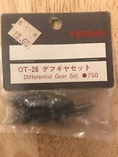 Vintage Kyosho Optima Javelin Ultima Rampage Differential Gear Set OT-28