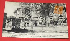 CPA CARTE POSTALE 1928 ST EMILION EGLISE MONOLITHE GIRONDE