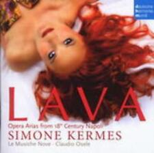 Lava - Opera Arias from 18th Century Napoli von Simone Kermes,Musiche Nove,Claudio Osele (2009)