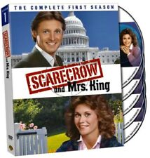 Scarecrow And Mrs King Complete First Series 1 Season 1 New Dvd