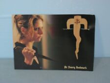 Loot Crate Exclusive Buffy the Vampire Slayer Wooden Stake Mr. Pointy Bookmark