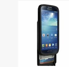 Otterbox - Commuter Series Wallet Protective Shell For Samsung Galaxy S4 - Black