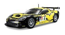 BURAGO RACING 1:24 AUTO DIE CAST MONTATA CHEVROLET CORVETTE C6R    ART 18-28003