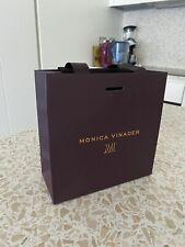 SMALL Monica Vinader paper carry bag (gift bag)