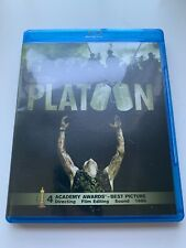 Platoon Blu Ray