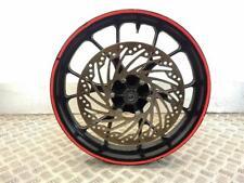 Gilera SC 125 (2007->) Wheel Front #38